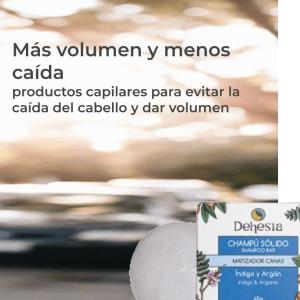 anticaída y volumen