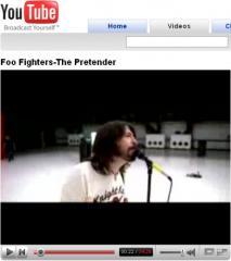 foo fighters the pretener