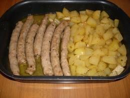 salsiccia e patata