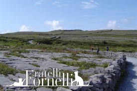 Inishmore: the long ascent to the fort