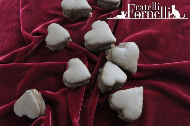 cuori al cacao e agrumi san valentino