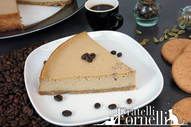 cheesecake al caffe
