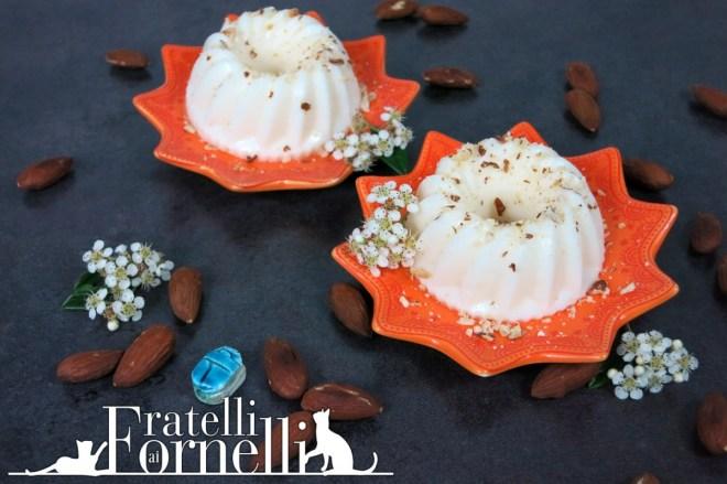 Mahlabia budino ai fiori d arancio