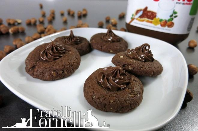 nutellotti nutella cookies biscotti