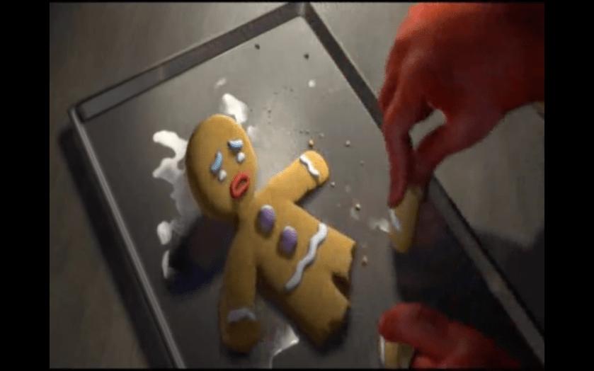 Shrek: Zenzy sotto tortura