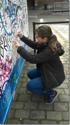 Street Art à la Condition Publique de Roubaix - mai 2017