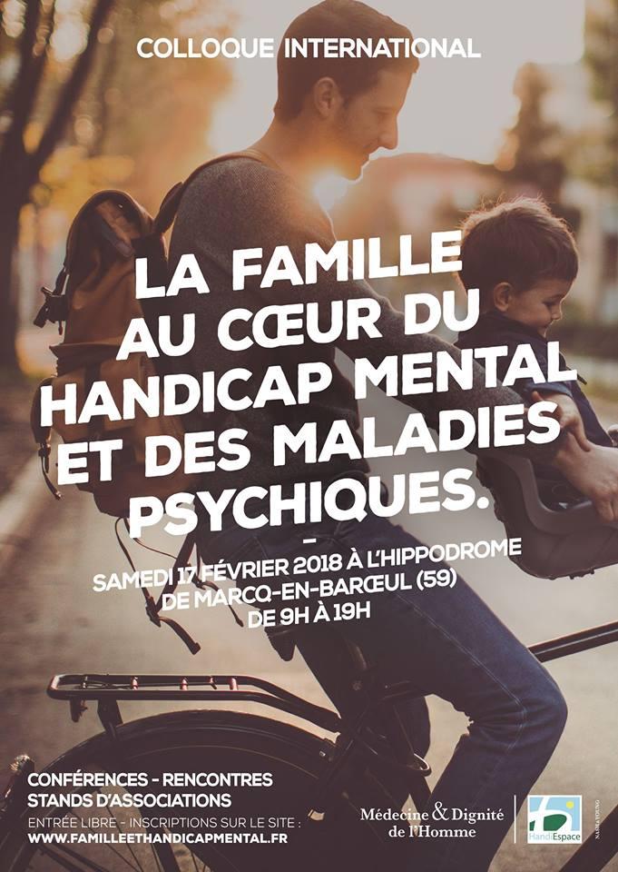 LA FAMILLE AU COEUR DU HANDICAP MENTAL