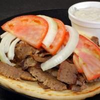 Gyro Sandwich Special