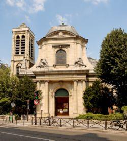 Saint Nicholas du Chardonnet - Paris