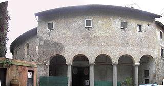 Santo Stefano Rotodon, Roma.