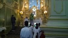Santa Missa em Mogi das Cruzes, SP