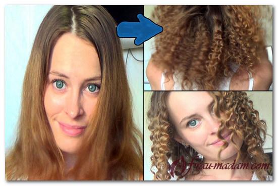 Hullámos haj ceruzával: egyszerű és gyors