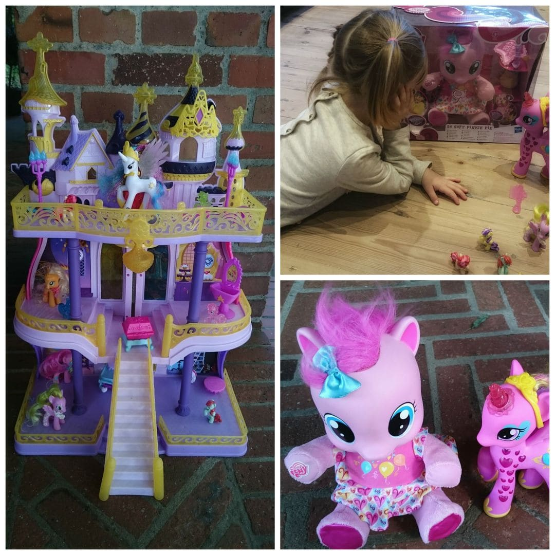 my little pony collage Collage