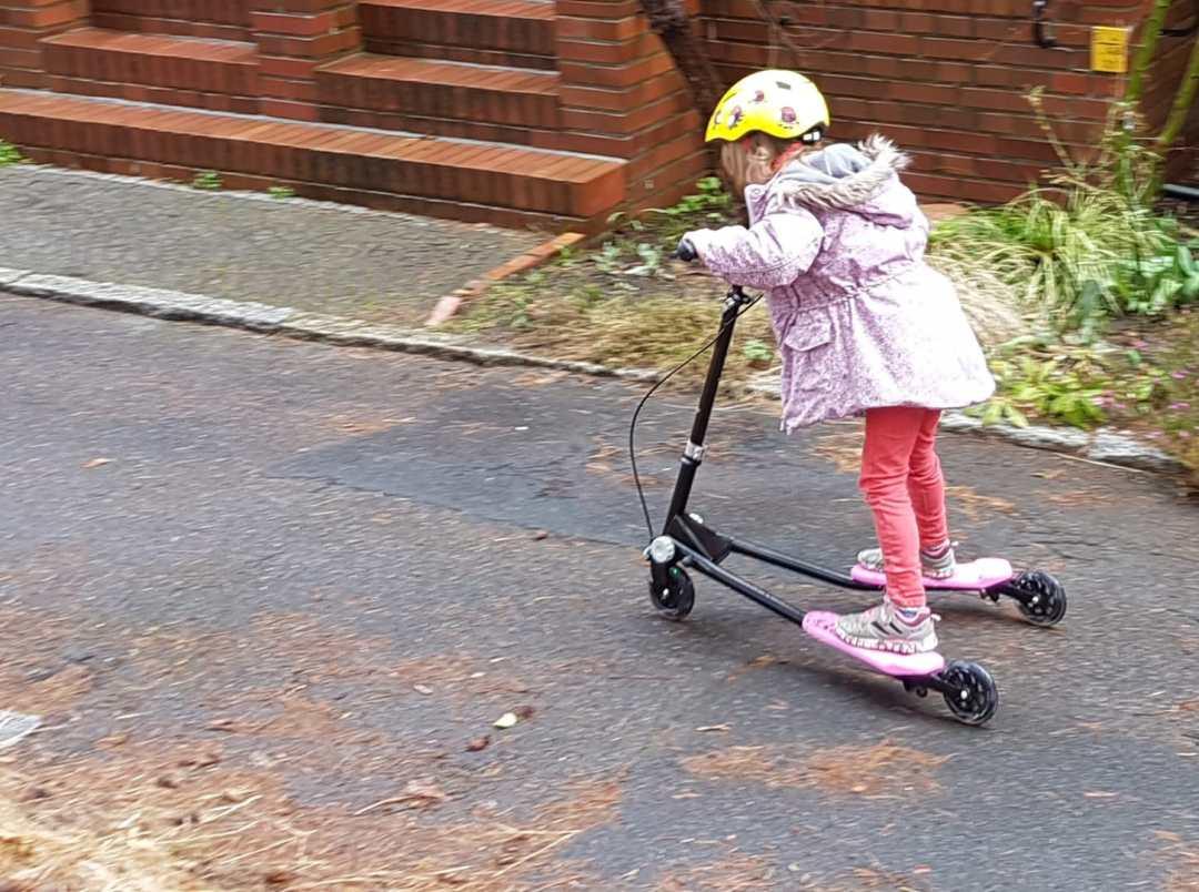 Der letzte Schrei: Ein Dreirad Roller für Kinder!