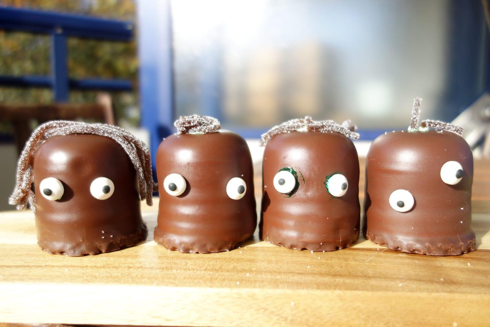 Ganz einfach: gruselige Halloween Süßigkeiten - Der Mamablog mit ...
