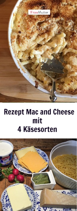 rezept mac and cheese