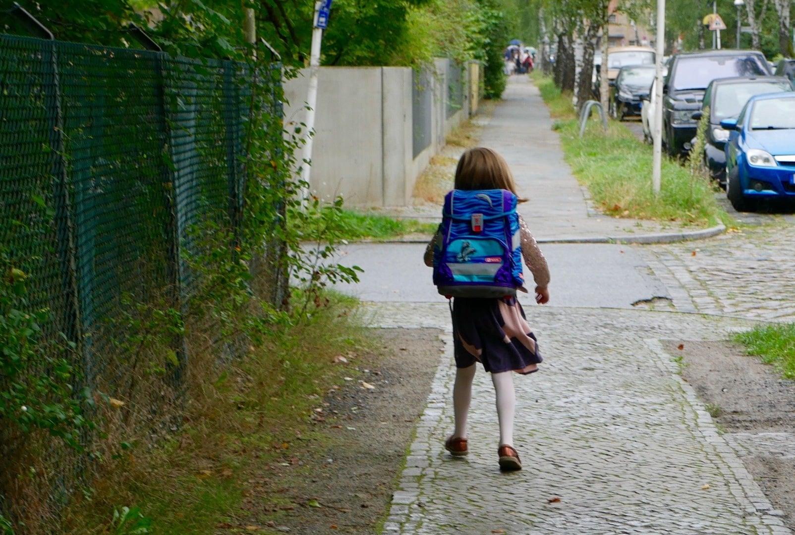 Kind Dreht Durch