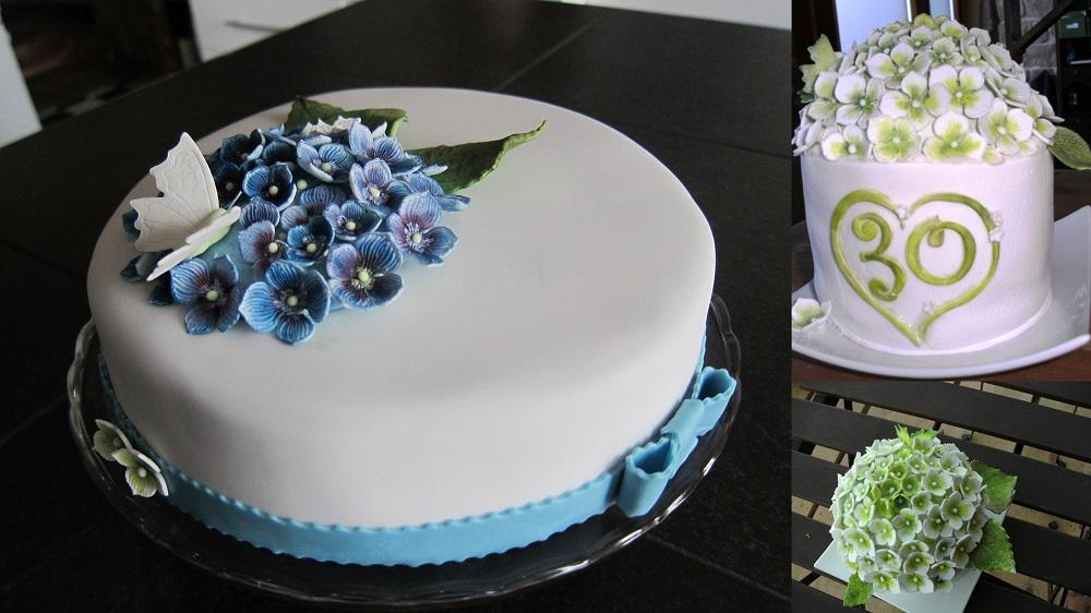 Florales  Blumen und hnliches  Frau Paulus Tortendrang