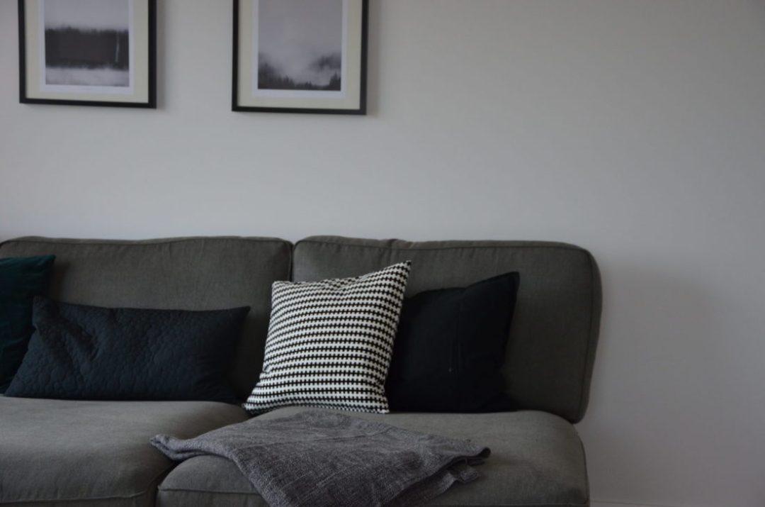 Big-Sofa aus Kivik Recamiere x3