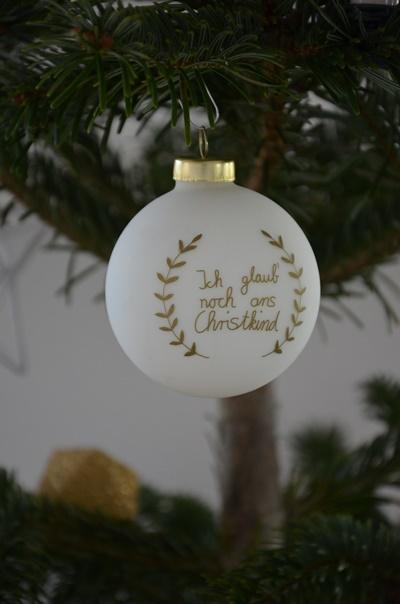 Weihnachtliche Geschenke im ersten Jahr