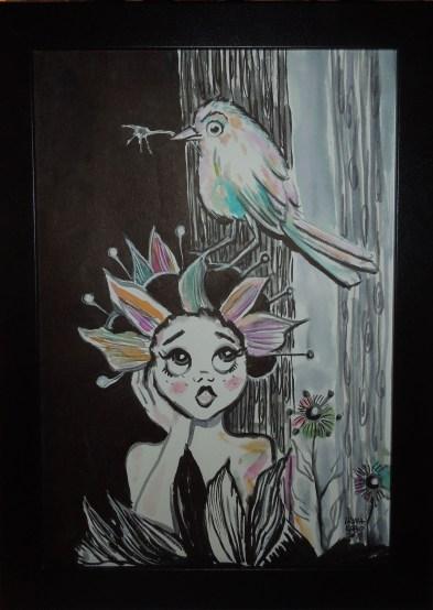 Irina Kebo Illustration