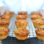 Bienenstich, Bienenstich-Muffins, Muffins
