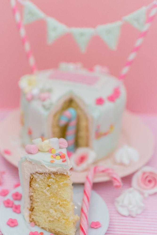 bunte geburtstagstorte, Torte