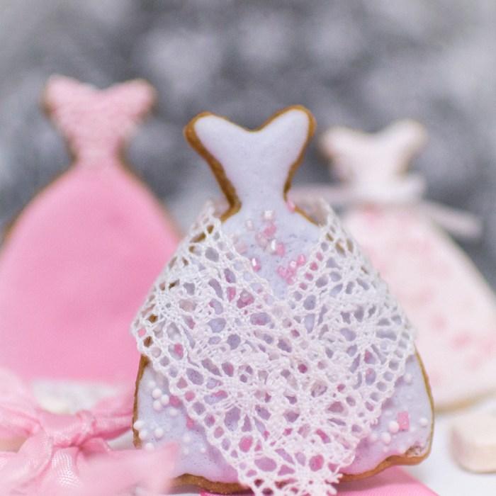 Kekse, Kleid Kekse, Plätzchen, Kleid Plätzchen, Kekse verzieren mit royal icing