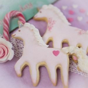 Einhorn Kekse, Plätzchen, Kekse, Einhorn, Unicorn