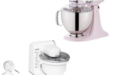 Kitchenaid, Küchenmaschine kaufen, Küchenmaschinen vergleich, test