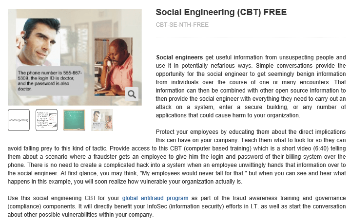 Social Engineering (CBT) download