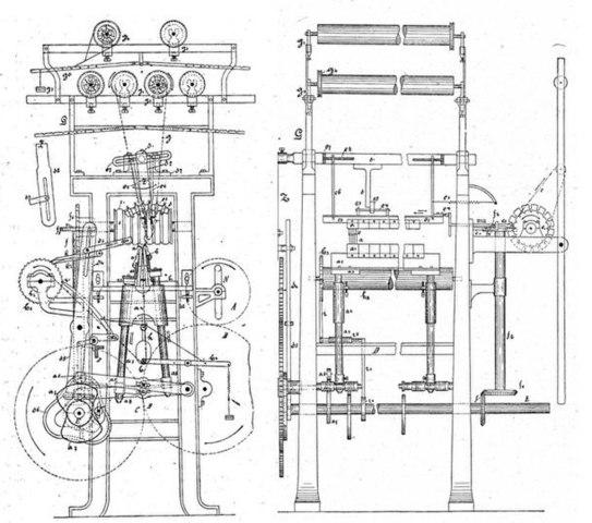 Raschelmaschine