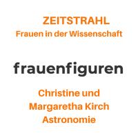 Christine und Margaretha Kirch