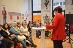 Vortrag von Frau Prof. Dr. Ursula Neumann