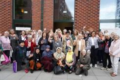 Gruppenfoto mit den Teilnehmerinnen_D