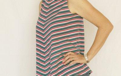Die genähten Sommer Blusen/Shirts nach Schnittmustern von Studio Schnittreif