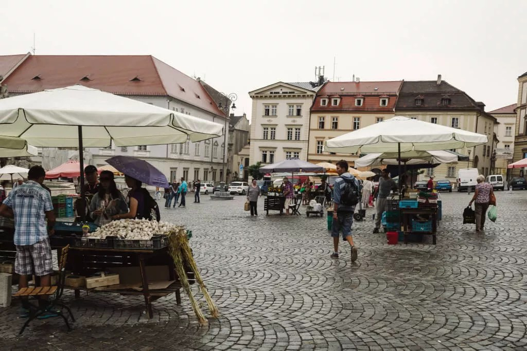 Brno Markt