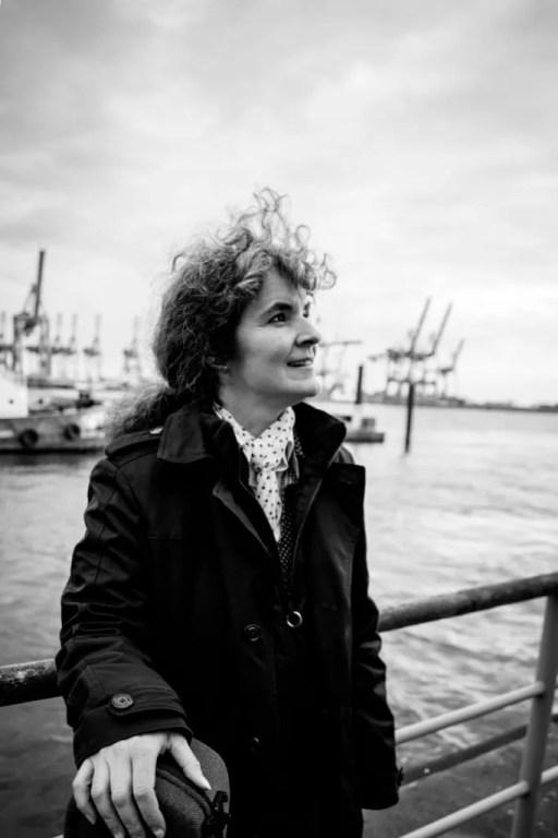 Musikerin Anabel Balcana