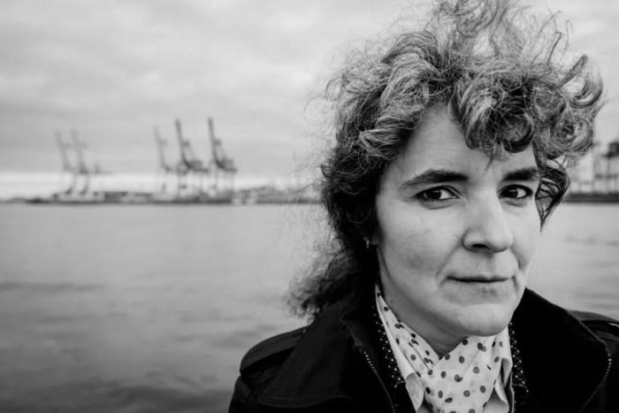Porträt der Musikerin Anabel Balcana