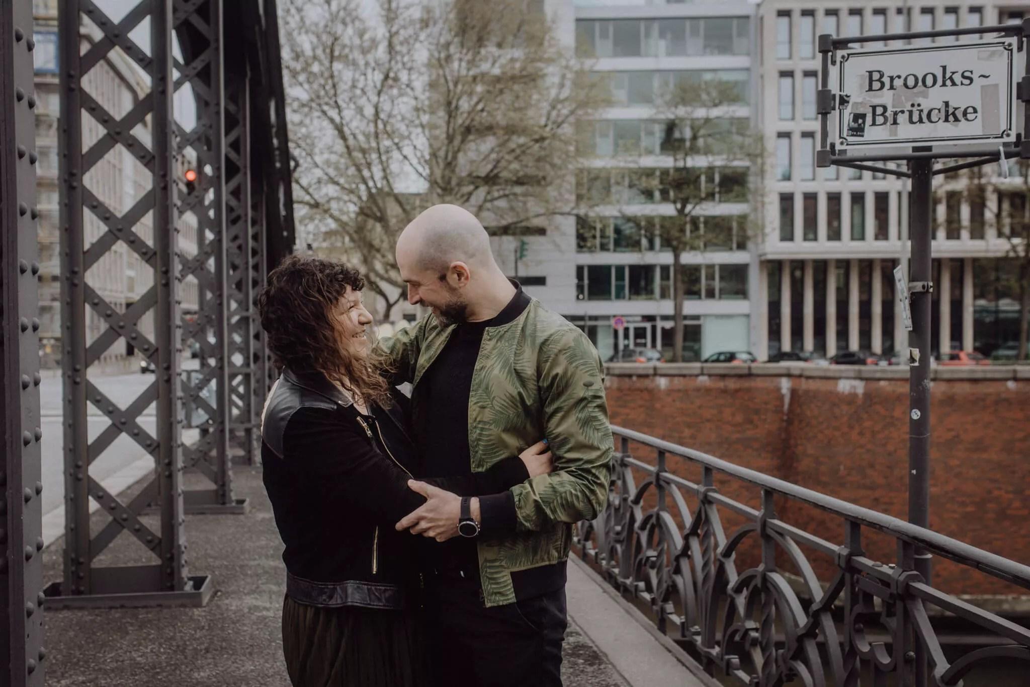 individuelles Paarshooting für emotionale Aufnahmen