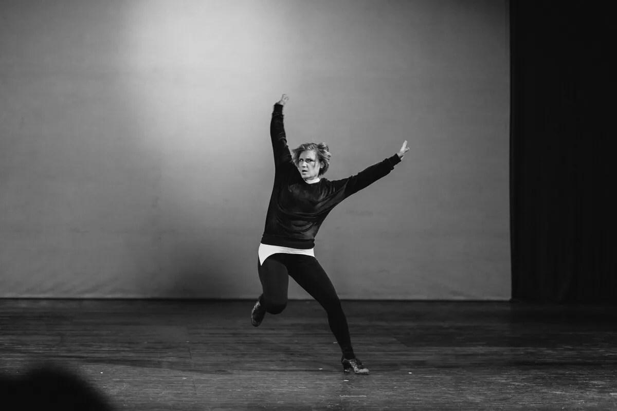 Die Performance von Vera Köppern beim Flamenco Festival Hamburg 2018