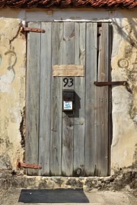 doors of Curacao