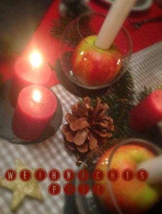 Weihnachtsputz