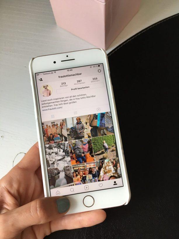 frau lottis Machbar auf Instagram