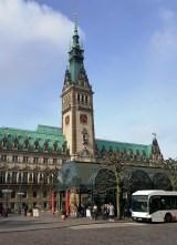 Hamburgs Regierungssitz