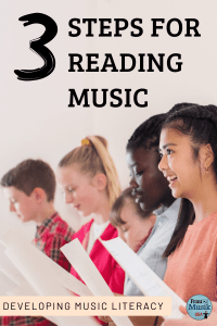 Teaching Young Children to Read Music