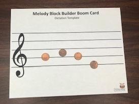 FREE PRINTABLE & DIGITAL Treble Clef Music Staff | Manipulative Activities for the Music Classroom
