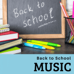 Back to School Music Activities & Lessons for Elementary Grades | Classroom & Distance Learning