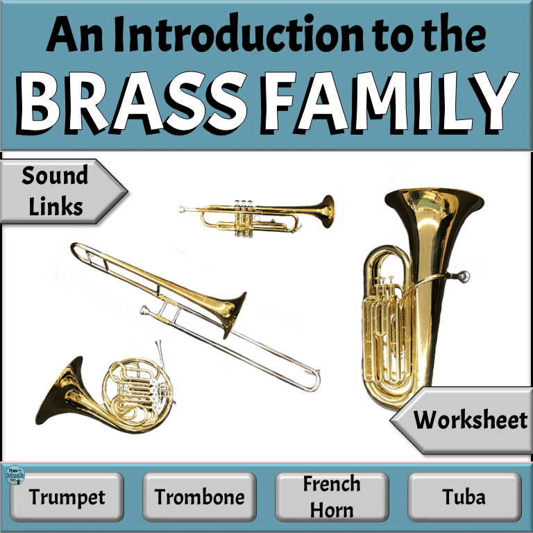 An Introduction to the Musical Instruments of the Brass Family