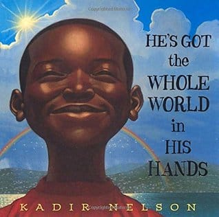 He's Got the Whole World in His Hand by Kadir Nelson